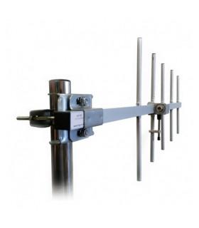 Direct.Anten. 5 elm.400-415mHz, 9dB Con.'N' 347mm