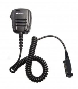 Profesional speaker-mic for SEPURA emergency IP-55