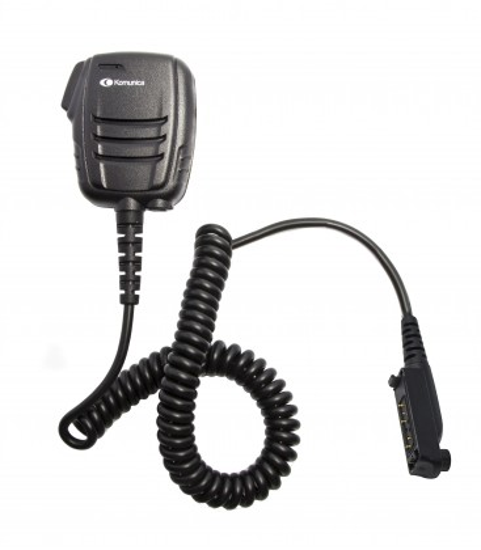 Profesional speaker-mic for SEPURA emergency IP-55