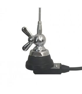 Antena VHF 140-174 MHz C/RG 58, 5mt.