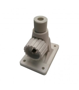 Threaded mounting base with knee(1 axis) sailboats