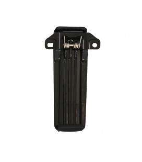 Clip de cinturon para KNB-29/30/45