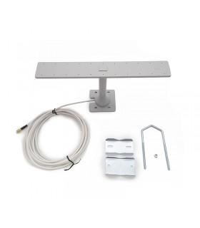 Antena OmnidireccIonal GSM-3G-WLAN, 5dBi,  5mt.