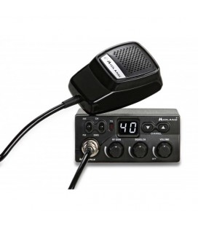 CB móvil radio AM/FM 40 canales