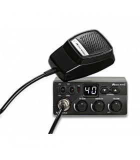 CB móvil AM/FM 40 canales