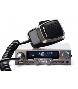 CB mobile Radio - Multistandard AM/FM