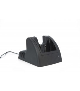 Rapid desk-charger for KENWOOD KNB-15-17