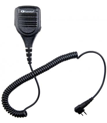 Speaker-microphone, robust design for Motorola CP-040/DP1400