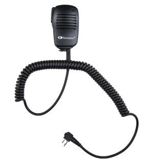 Micro-altavoz compacto compatible Motorola GP300