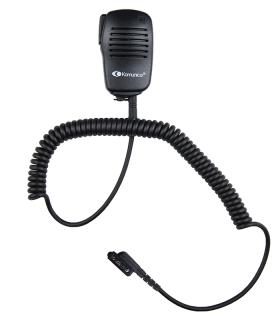 Micro-altavoz compacto compatible  ICOM ICF-3262
