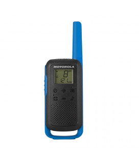 MOTOROLA Blister 2 X PMR T-62, blue color