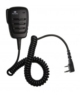 Speaker-microphone PWR-4202. waterproof IP-67. compatiible with Kenwood connections