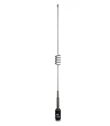 Komunica mobile antenna, ideal  VHF-UHF super-robust & ideal for 4x4 activities