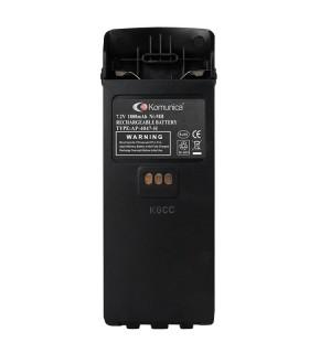 Batería Komunica compatible con Motorola MTP-700 & MTP-750