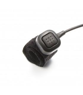 Pulsador PTT ajustable mediante Velcro para series Komunica NC-PRO (Noise Cancel)
