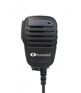 Komunica speaker-microphone, compact size, compatible Hytera PD365