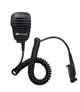 Komunica, Micro-Altavoz Compacto, Compatible Hytera series PD-605/665/685, etc