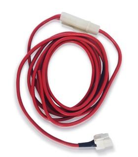 Cable de Alimentación Polarizado con conector  4Pin y longitud 3mts.