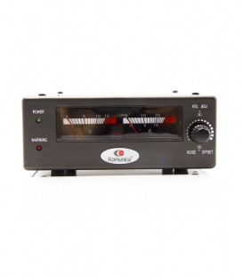 FUENTE SWITCHING 25A + NOISE FILTER + INSTRUMENTOS