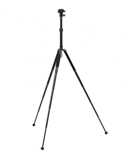 KOMUNICA QRP  KIT - INCLUDES: TELESCOPIC TRIPOD + GALVANIZED PLATE + BASE  + CABLES