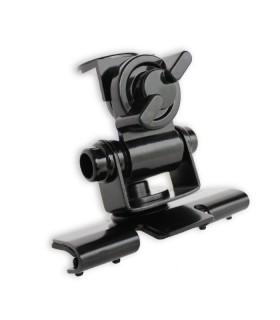 Komunica soporte maletero giratorio 3 axis, negro