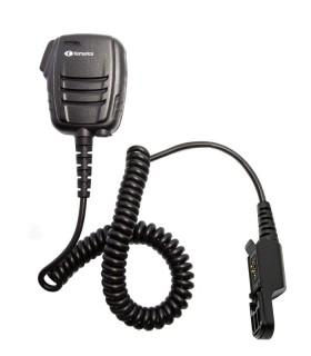 Micro-Altavoz botón emergencia para Motorola DP-3550, DP-2000 series, etc, IP-55