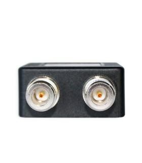 Duplexor Komunica de 1.6-150/400-460MHz, tipo N, sin cables