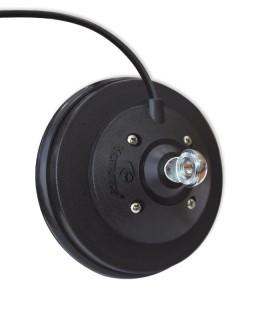 Base magnética Komunica, reforzada, de 12cm, conector DV