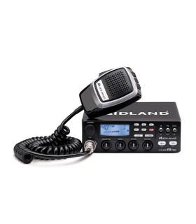 MIDLAND Mobil CB radio AM/FM, new version 12/24V