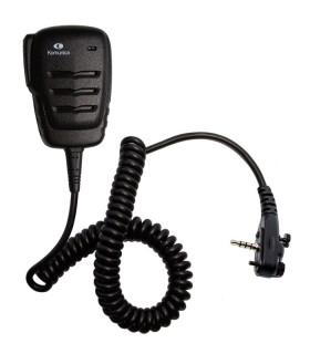 Komunica speker-microphone (IP-67),  compatiible Vertex FTA-250L, FTA-550, FTA-750