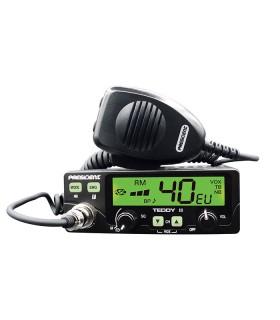 PRESIDENT Mobil CB radio 40 cx AM/FM ASC