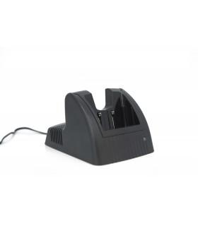 Cargador rápido tipo sobremesa Komunica para batería KNB-45-Li