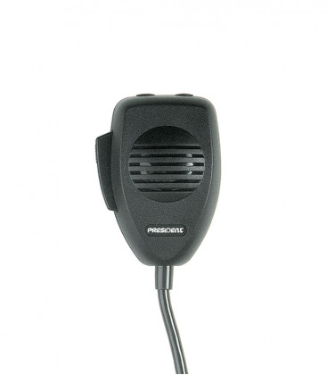 PRESIDENT compact microphone 6 Pin with Up & Down function (ACFD-126)