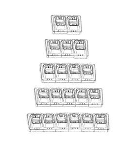 Cargador 1 slot Komunica para STP8000/9000/SC-2020 (no incluye alimentador)