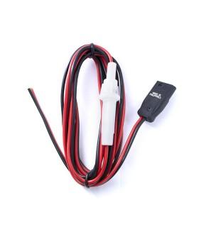 PRESIDENT Cable de alimentación con conector 3 Pin. Con fusible