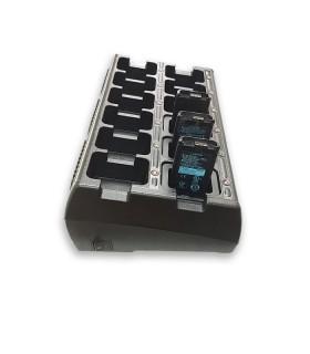 Cargador 12 slots trichemist x KNB-55 & KNB-57