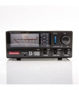 SWR and Watt meter 1.8-160/430-1300 MHz. 200 W
