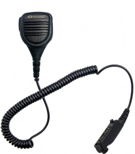 Speaker-microphone with Emergency button for Sepura series STP-8000/9000 & SC-20