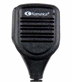 Speaker-microphone robust for Kenwood 2P