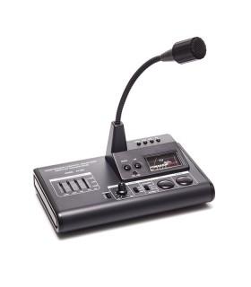 MICRÓFONO SOBREMESA VHF/UHF: COMPRESOR + MEDIDOR