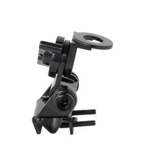 Komunica soporte multi-posición para barra retrovisor & rail,  360º