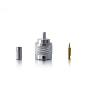 N macho crimpar  para RG-58/142/RG-400/Aiborne-5 (SSB Electronics)
