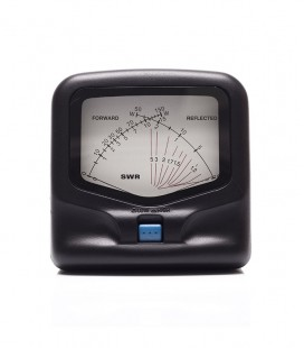 Medidor R.O.E.  con Vatímetro  140-525 MHz., 0.5-150 W.