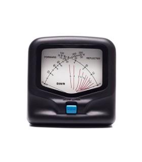 MEDIDOR ROE WAT  1.8-200 MHZ., 0.5-300 W