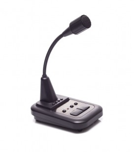 Desk microphone for VHF/UHF  AV-508