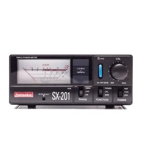 SWR & Watt metter  1.8-200 MHz., 5/20/200W 1 KW (HF).