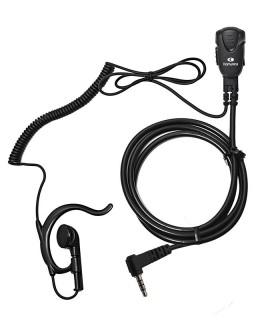 Micro-Auricular orejera ergonómica X YAESU FT-50/FT-60
