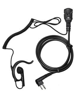 Micro-Auricular orejera ergonómica X MOTOROLA CP-040/DP1400