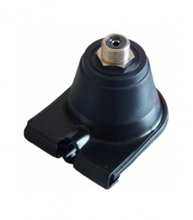 Antenna mount type swivel and PL connector