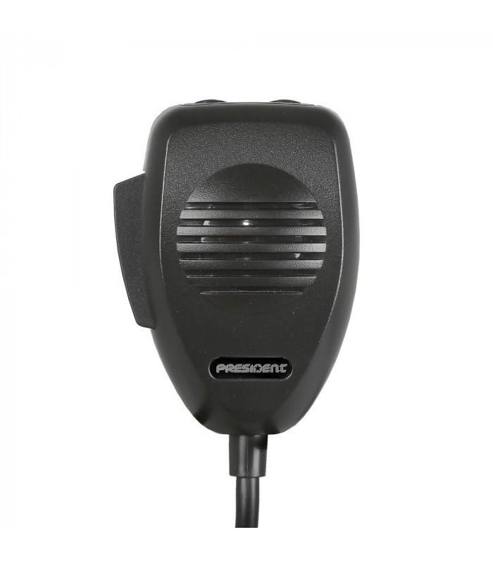 MICRO COMPACTO PRESIDENT 6  PINS (ELECTRET)